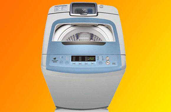 三星洗衣机XQB80-C86G/XSC 钻石型内筒 自由编程 3D瀑布水流 爱衣盒 钢化玻璃视窗