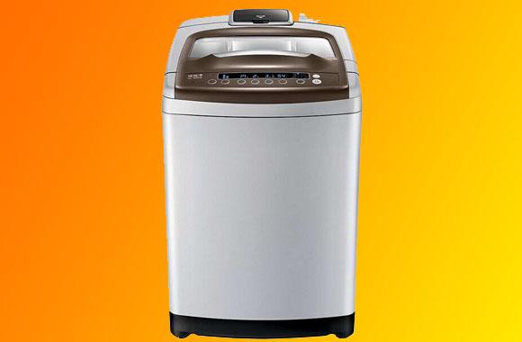 三星(SAMSUNG)XQB80-N98ISC 8公斤 全自动 波轮 洗衣机 (银色)