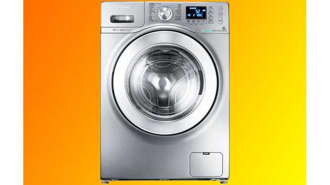 三星洗衣机WD806U2GASD/SC高档外观设计 随心洗涤功能