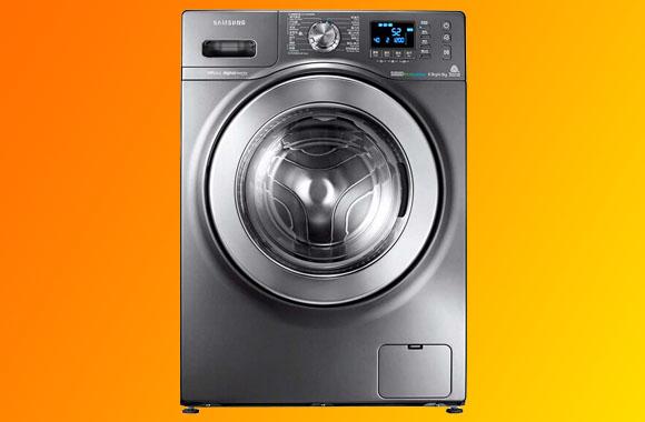 三星洗衣机WD806U2GAGD/SC 超薄大容量 泡泡净技术 智能变频电机
