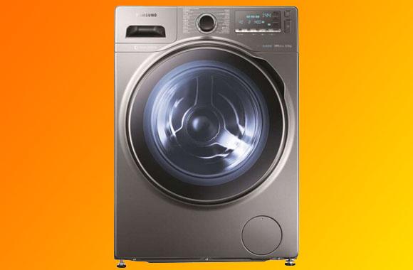 三星洗衣机WW90H7410EX/SC泡泡净