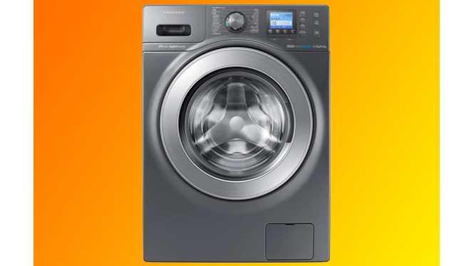 三星洗衣机WD12F9C9U4X/SC高效节能 超强洗涤