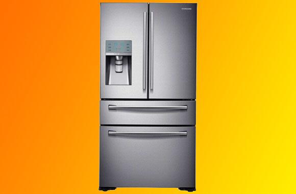 三星冰箱RF24FSEDBX3/SC 510升多门 双循环风冷 璀璨大气 尽享尊荣