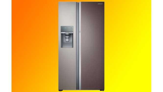 三星冰箱RH57H90503LSC蝶门美食窗设计