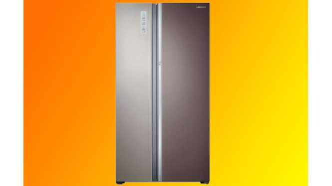 三星冰箱RH60H90203L/SC蝶门美食窗设计