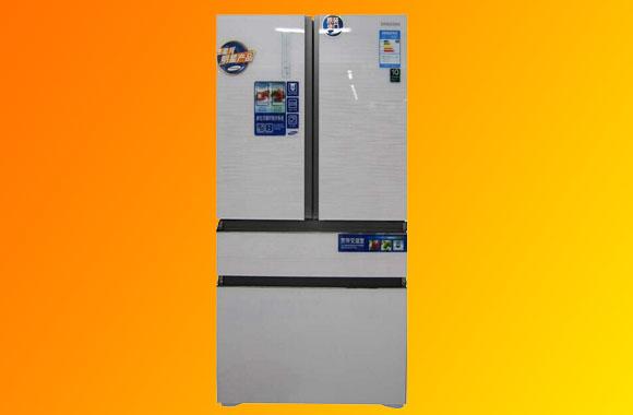 三星冰箱RF425NQMA1J/SC多门不止门多 新鲜自有门道 418升多门冰箱 LED显示屏触摸控制 无霜制冷 宽带变温