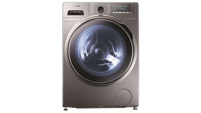 三星(SAMSUNG) WW90H7410EX SC 9公斤滚筒洗衣