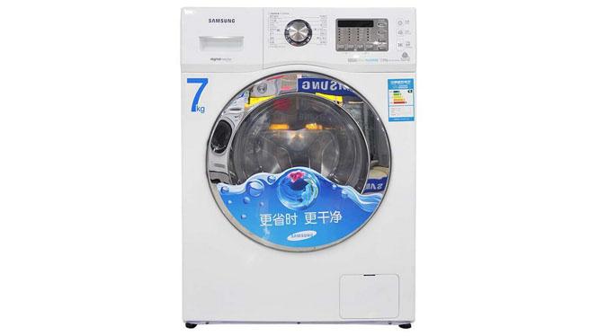 三星(SAMSUNG) WD702U4BKWQ SC 7公斤 滚筒洗