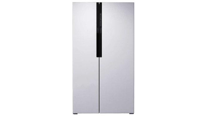 三星(SAMSUNG) RS552NRUAWWSC 545升 对开门冰箱(雪白色)