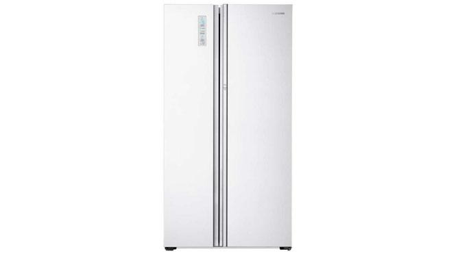 三星(SAMSUNG) RH60H8150WZSC 609升 对开门冰箱(炫白)