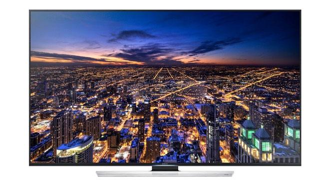 三星(SAMSUNG)UA85HU8500JXXZ 85英寸 4K 3D 四核平板智能电视