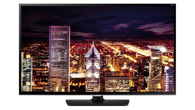 三星(SAMSUNG) UA40HU5908JXXZ 40英寸 4K超高清智能电视