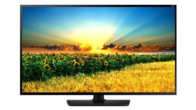 三星(SAMSUNG) UA55HU5903JXXZ 55英寸 4K超高清智能电视机