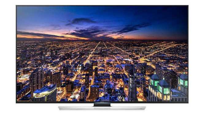 三星(SAMSUNG) UA65HU8500J 65英寸UHD 4K超高清3D智能网络电视