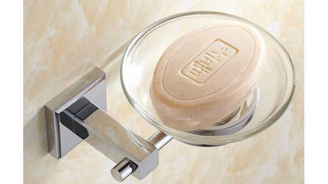 浴室肥皂架 皂网 肥皂网 单碟 豪华皂架 8300系列 8357