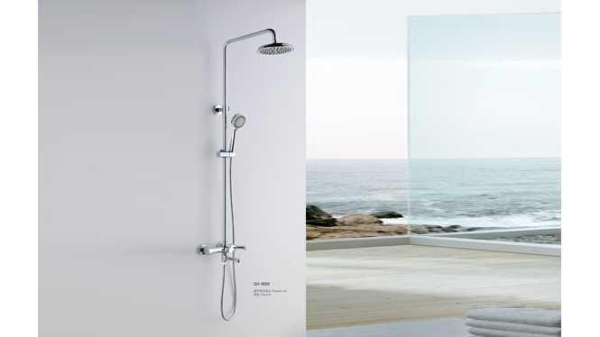 全铜豪华淋浴龙头 花洒套装 GH-9050,高和,建材,卫浴用品,花洒