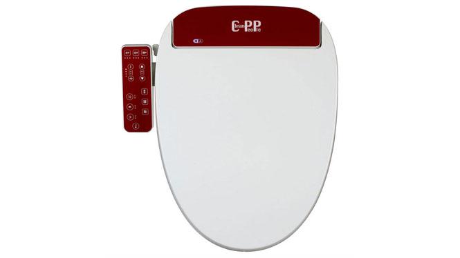家用酒店女性保洁妇洗器 洁身器 女士专享版智能马桶盖CP-S600L