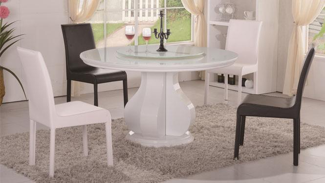 餐桌高档餐桌椅组合简约现代小户型实木餐台桌1301A