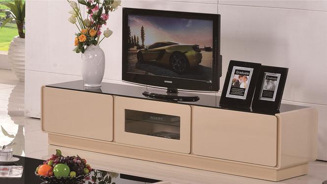 电视柜实木电视柜组合简约地柜客厅电视机柜1046