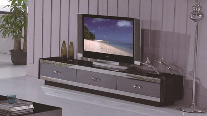 电视柜 地柜 实木电视机柜 简约组合矮柜小户型1036
