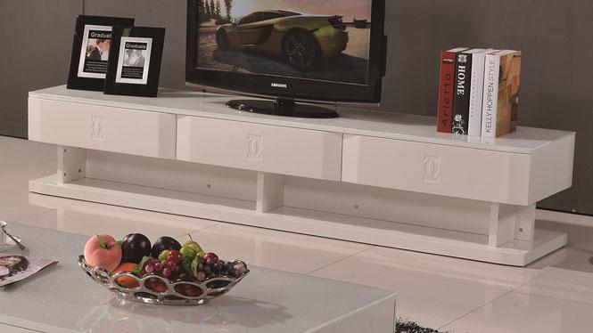 实木电视柜组合 创意电视柜 现代简约地柜 卧室电视机柜1206