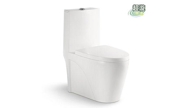 新款正品连体抽水马桶 座便器超漩式 节水卫浴洁具坐便器K11