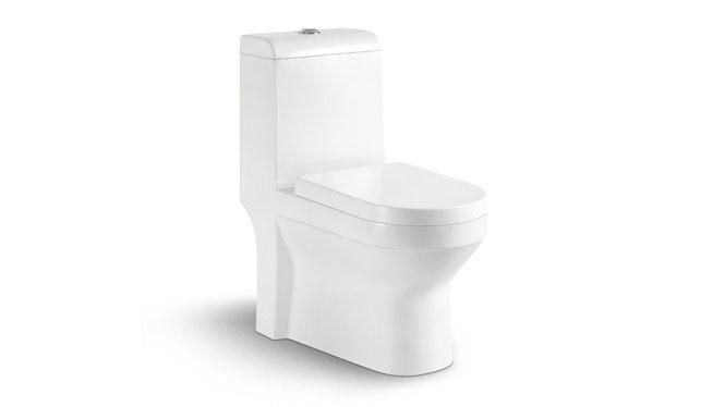 抽水马桶坐便器坐厕超漩虹吸式座便器连体洁具K54