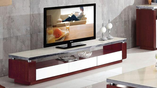 电视柜 液晶影视电视机柜地柜 简约人造板现代组合矮柜851
