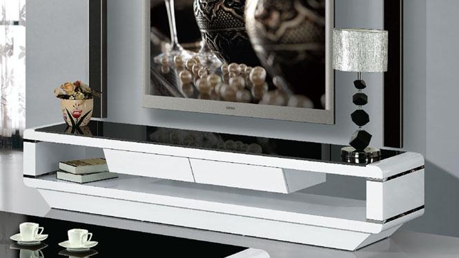 简约小户型茶几板式烤漆茶桌现代创意客厅长方形实木茶几962