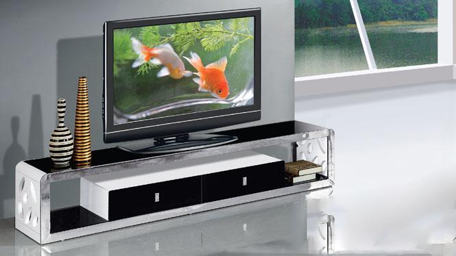 电视柜 液晶影视电视机柜地柜 简约人造板现代组合矮柜980