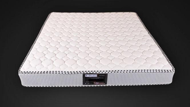 进口天然乳胶床垫1.5 1.8米椰棕软硬两用独立弹簧床垫席梦思YS-B18