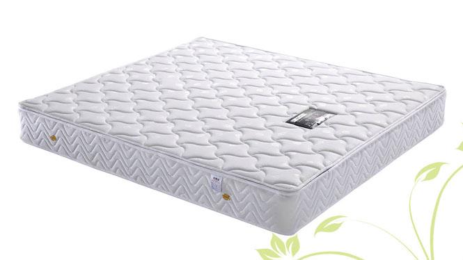 弹簧床垫1.5 1.8米单双人进口天然乳胶席梦思椰棕垫软硬TA-06