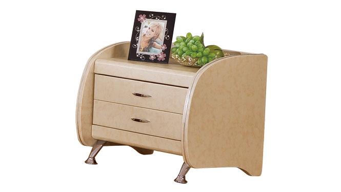 实木床头柜 简约时尚床边柜 储物柜收纳柜 宜家特价多色斗柜05#