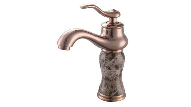 全铜水龙头正品无铅冷热水台下盆洗脸盆面盆浴室水龙头特价12236