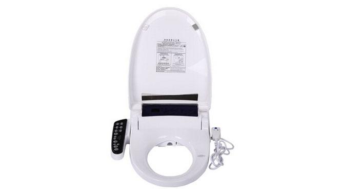 智能马桶盖 洁身冲洗器坐便盖板 防水节电漏电保护BST-1205