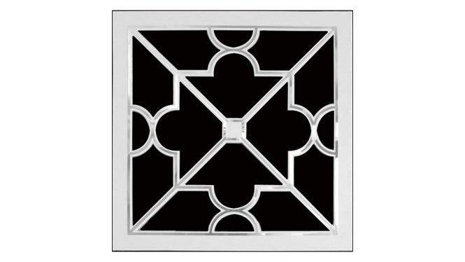 集成吊顶铝扣板厨房卫生间吊顶 集成吊顶扣板W-309水晶对花