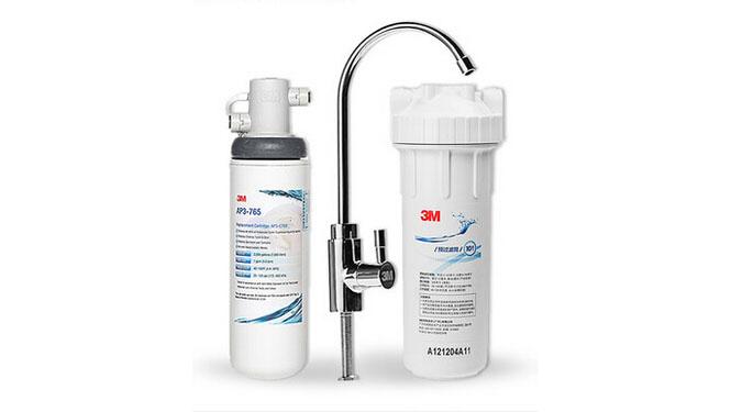 3M净水器 家用厨房水龙头直饮净水器除病菌去重金属AP3-765