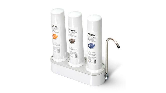 家用净水器厨房净水机易安装除重金属(O2O)INF8000a4