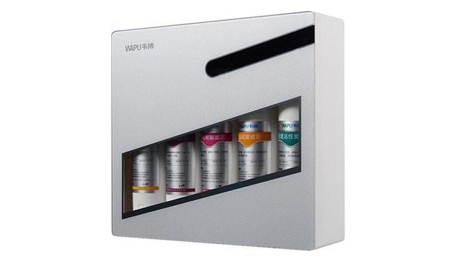 家用台式壁挂型 高品质超滤膜净化 有效去除细菌 胶体 有机物WAP319U