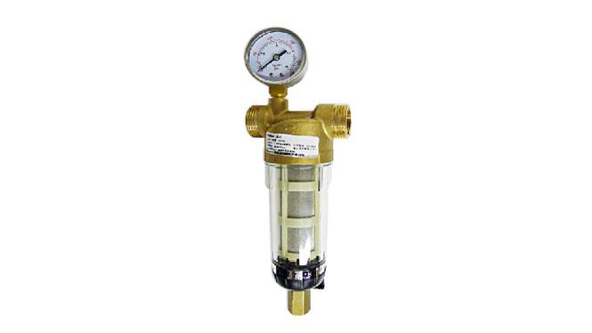 前置过滤器 家用厨房自来水管道中央过滤净水机净水器HP03