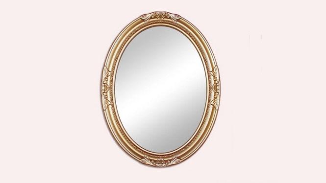 欧式现代装饰镜子创意家居化妆镜梳妆镜卫浴浴室镜KT022