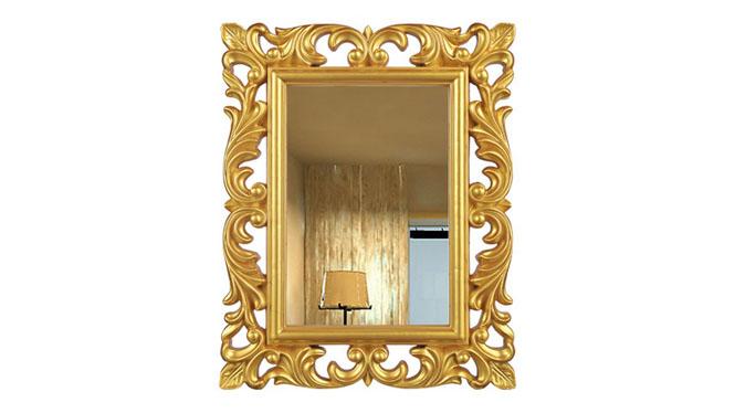 法式艺术浮雕浴室镜装饰镜 复古简约玄关镜豪华化妆镜KT012