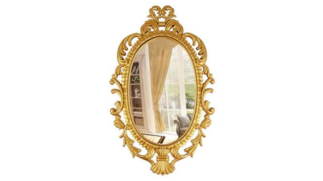 酒店专用镜子 大型塑料落地镜 浴室卧室化妆壁挂KT014