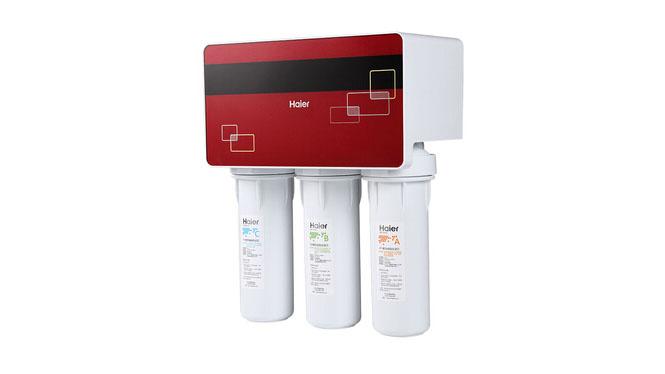 家用厨房直饮纯水机RO膜反渗透节水型过滤器净水器HRO5002-5C