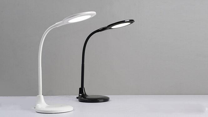 儿童长臂插电式LED台灯折叠小学生用护眼学习护目办公室书桌节能PS616