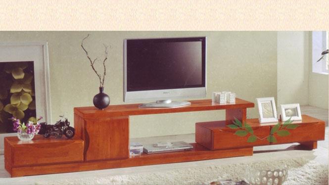 典雅地柜 客厅电视柜 现代简约实木电视柜 实木电视柜2202#