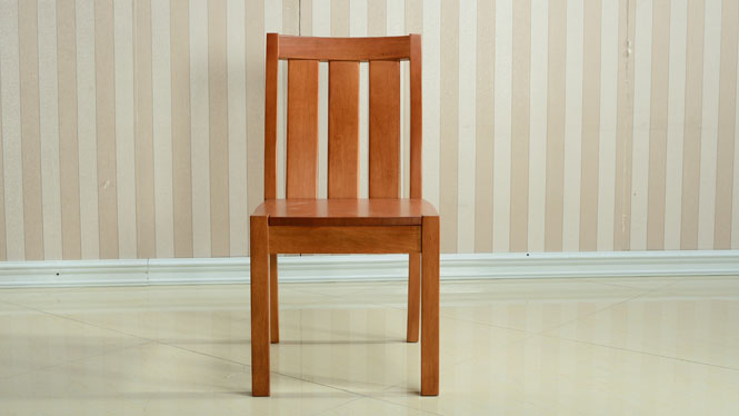 无扶手餐椅 全实木客厅椅子 现代优质餐厅实木餐椅927#