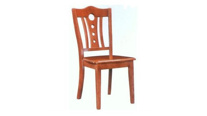 现代简约实木餐椅 中小户型客厅餐椅 优质实木椅子920#