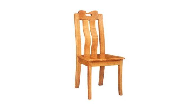 客厅餐椅 现代餐椅 实木椅子 无扶手优质全实木椅子912#