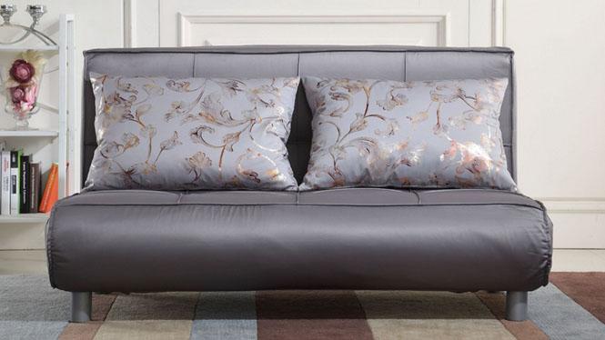 客厅简约折叠可拆洗布套沙发床1米1.2米1.5米1.8米71#
